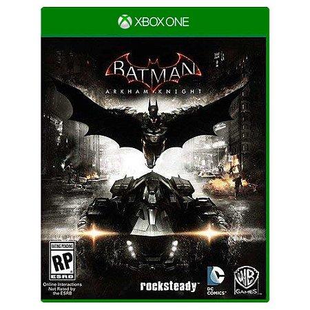 Batman: Arkham Knight (Usado) - Xbox One