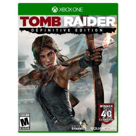 Tomb Raider (Usado) - Xbox One