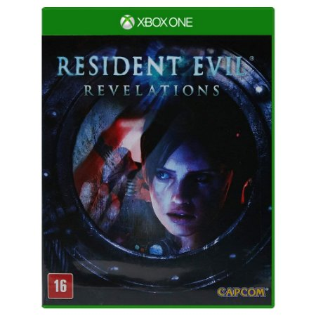 Resident Evil Revelations (Usado) - Xbox One