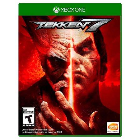 Tekken 7 (Usado) - Xbox One