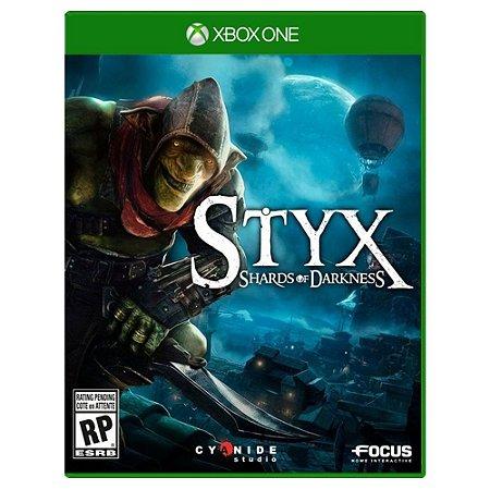 Styx: Shards of Darkness (Usado) - Xbox One