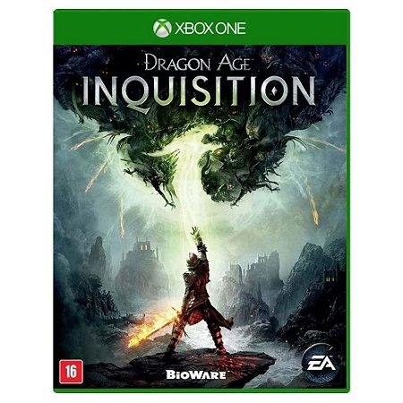 Dragon Age Inquisition (Usado) - Xbox One