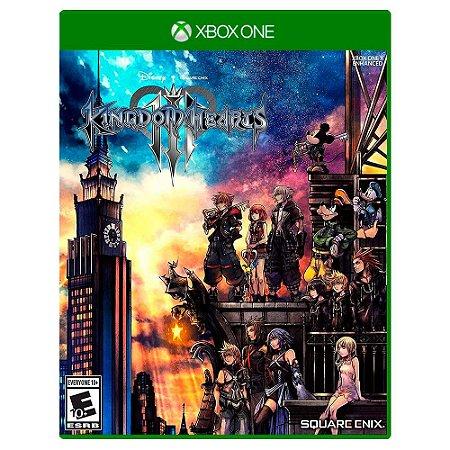 Kingdom Hearts III (Usado) - Xbox One