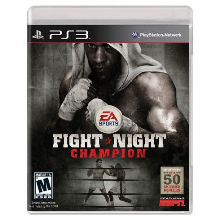Fight Night Champion (Usado) - PS3