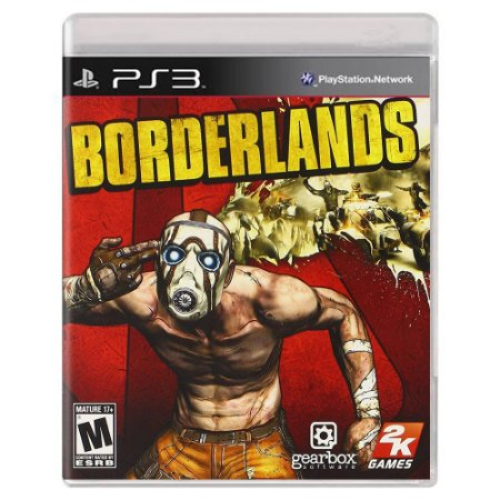 Borderlands (Usado) - PS3