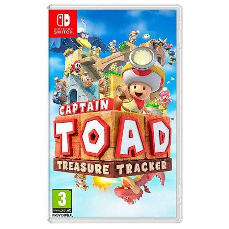 Captain Toad: Treasure Tracker (Usado) - Switch