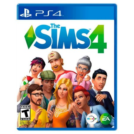 The Sims 4 (Usado) - PS4