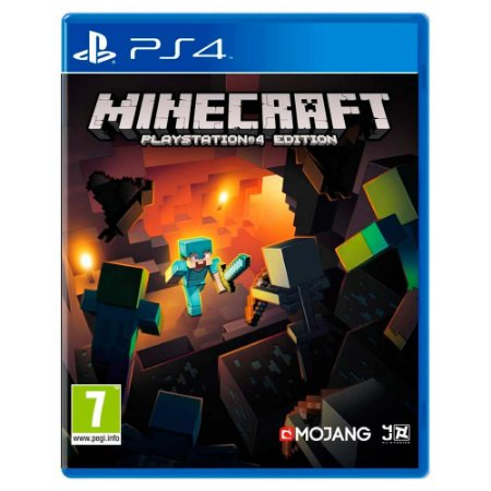 Minecraft (Usado) - PS4