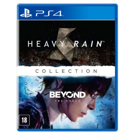 Heavy Rain & Beyond Two Souls (Usado) - PS4