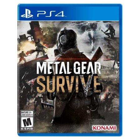 Metal Gear Survive (Usado) - PS4