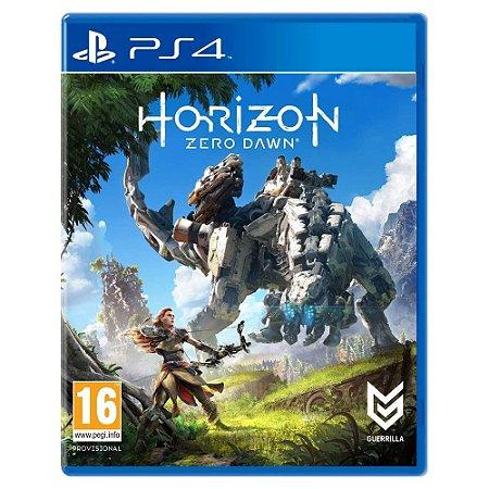 Horizon Zero Dawn (Usado) - PS4