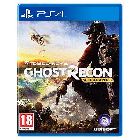 Tom Clancy's Ghost Recon Wildlands (Usado) - PS4