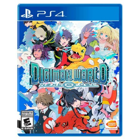 Digimon World: Next Order (Usado) - PS4