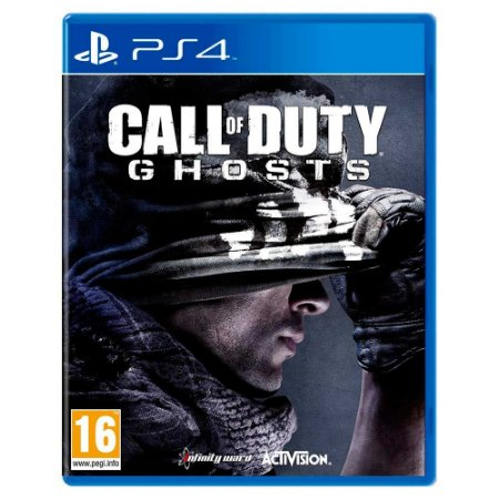 Call of Duty: Ghosts (Usado) - PS4