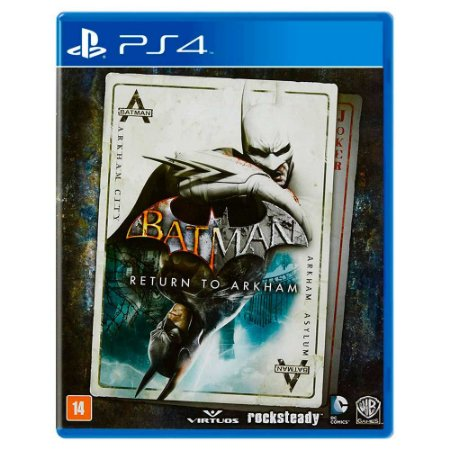 Batman: Return to Arkham (Usado) - PS4