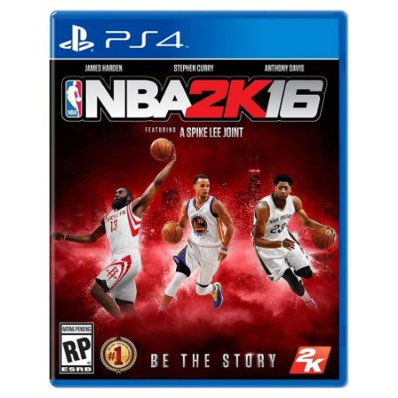 NBA 2k16 (Usado) - PS4
