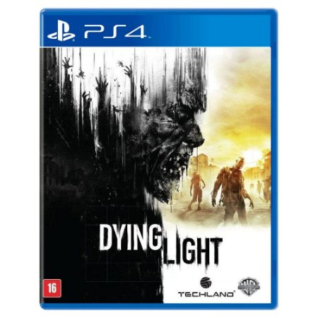 Dying Light (Usado) - PS4