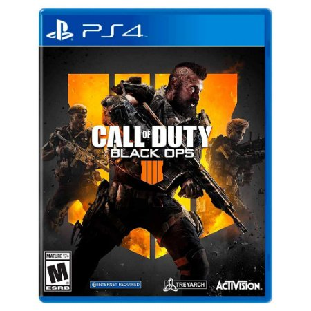 Call of Duty: Black Ops 4 (Usado) - PS4