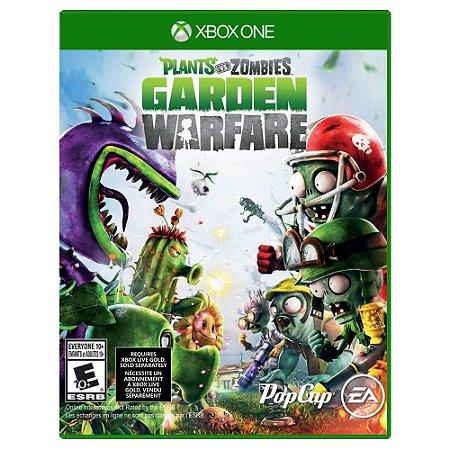 Plants vs. Zombies Garden Warfare (Usado) - Xbox One