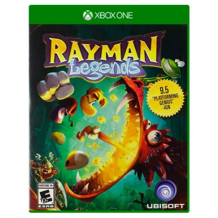 Rayman Legends (Usado) - Xbox One