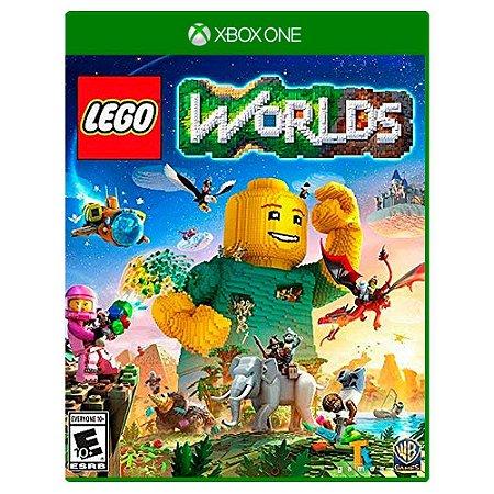 Lego Worlds (Usado) - Xbox One