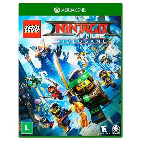 Lego Ninjago O Filme: Video Game (Usado) - Xbox One