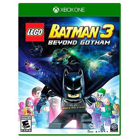 Lego Batman 3: Beyond Gotham (Usado) - Xbox One
