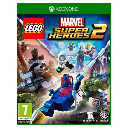 Lego Marvel Super Heroes 2 (Usado) - Xbox One