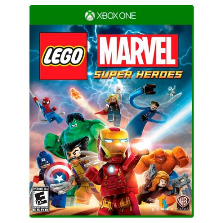 Lego Marvel Super Heroes (Usado) - Xbox One