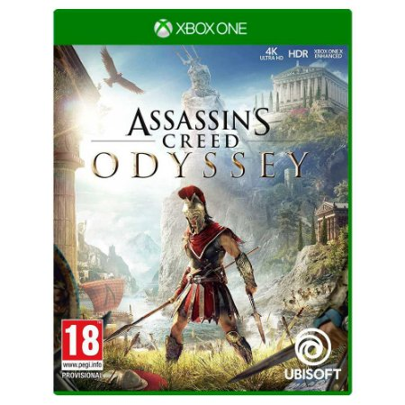 Assassin's Creed Odyssey (Usado) - Xbox One
