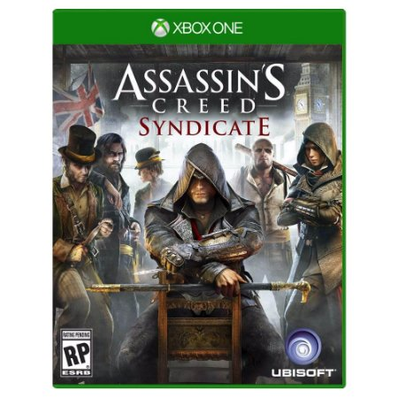 Assassin's Creed Syndicate (Usado) - Xbox One