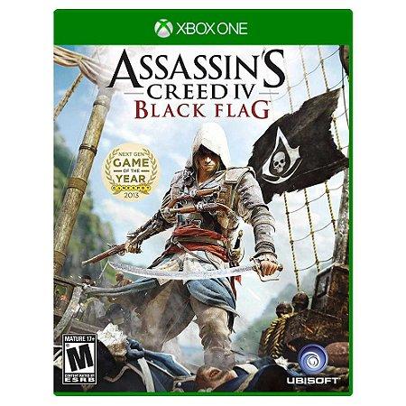 Assassin's Creed IV: Black Flag (Usado) - Xbox One