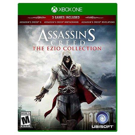 Assassin's Creed The Ezio Collection (Usado) - Xbox One