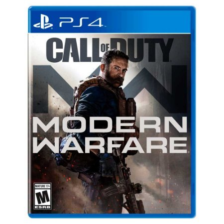 Call of Duty: Modern Warfare (Usado) - PS4