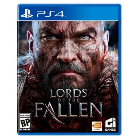 Lords of the Fallen (Usado) - PS4