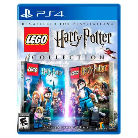 Lego Harry Potter Collection (Usado) - PS4