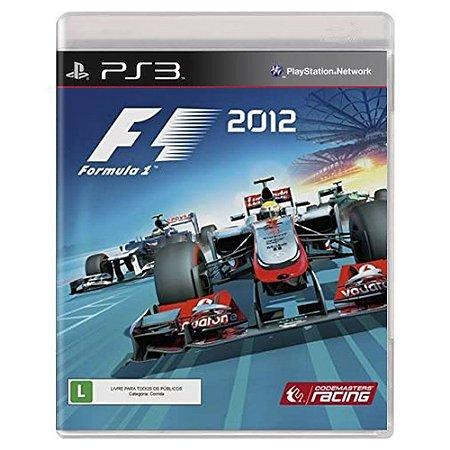 F1 2012 (Usado) - PS3