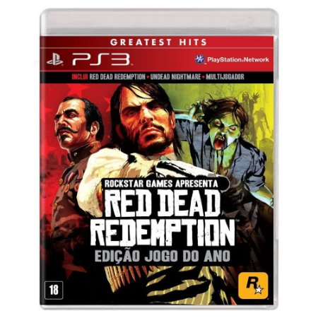 Red Dead Redemption: Game Of The Year Edition (Usado) - PS3