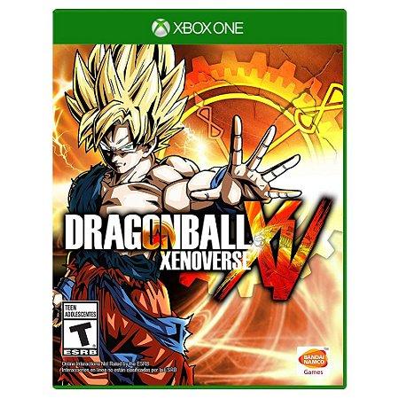 Dragon Ball Xenoverse (Usado) - Xbox One