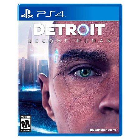 Detroit: Become Human (Usado) - PS4