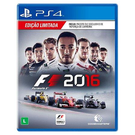 F1 2016 (Usado) - PS4