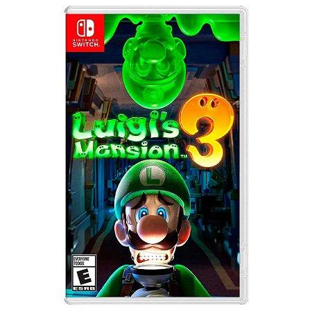 Luigi's Mansion 3 (Usado) - Switch