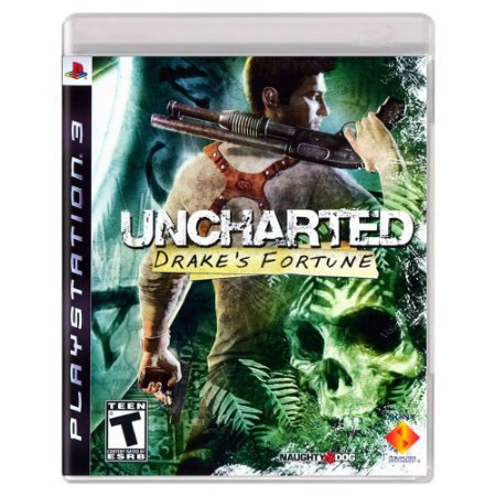 Uncharted: Drake's Fortune (Usado) - PS3