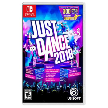 Just Dance 2018 (Usado) - Switch