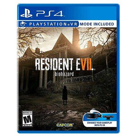 Resident Evil 7 (Usado) - PS4