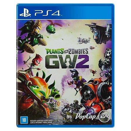 Plants vs. Zombies Garden Warfare 2 (Usado) - PS4