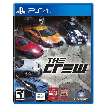 The Crew (Usado) - PS4