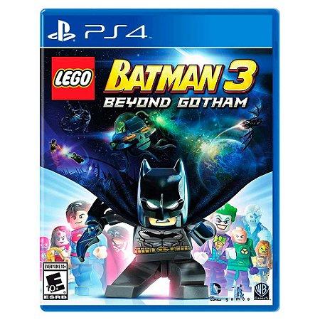 Lego Batman 3: Beyond Gotham (Usado) - PS4