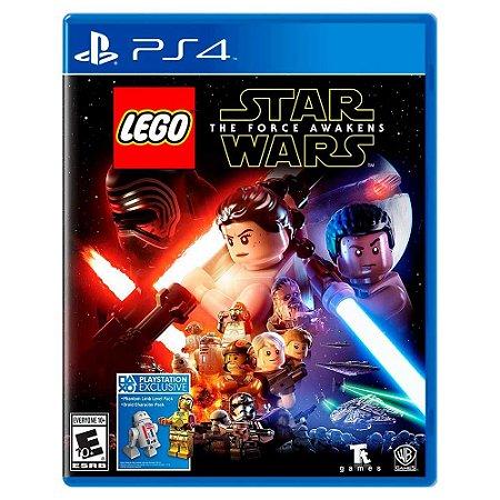Lego Star Wars: O Despertar da Força (Usado) - PS4
