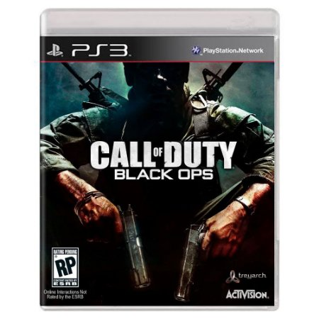 Call of Duty: Black Ops (Usado) - PS3